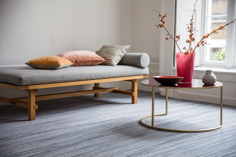 Alternative Flooring – winner of the Residential Flatweave Award – Wool Iconic Stripe