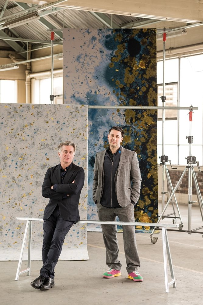 Brintons Carpets – winner of the Design Collaboration of the Year Award – Timorous Beasties Craigend Collection