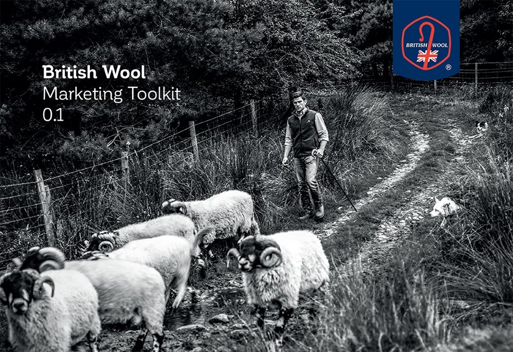 British Wool brand guidelines
