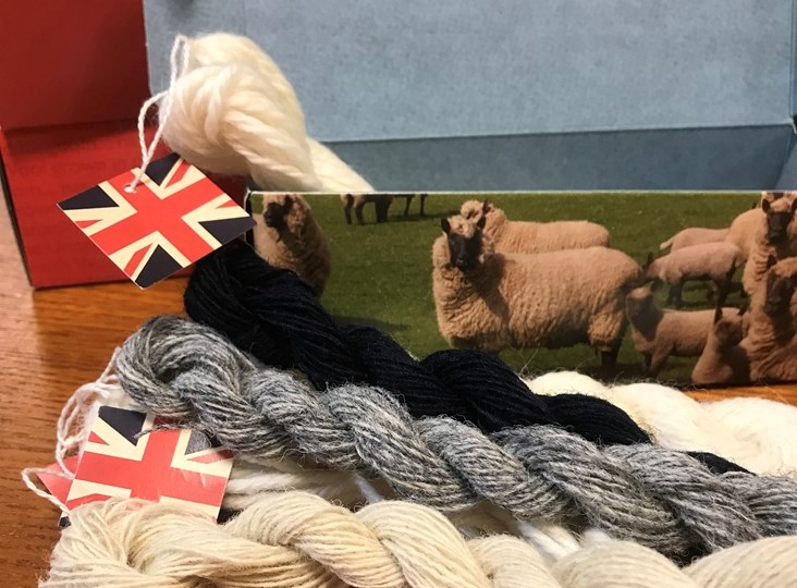 British Wool supports young talent in local industry competition