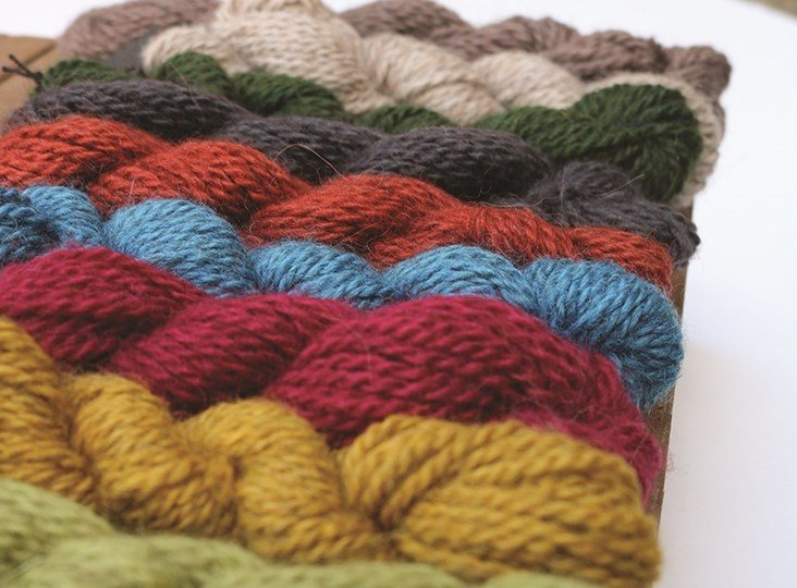Rowan : why we love British wool
