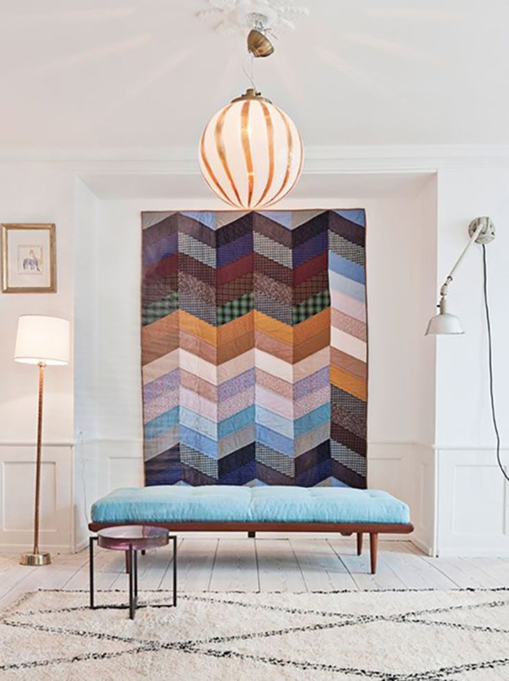 Textile art – one of Pinterest's top trends for 2019