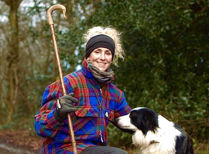 International Women's Day: Susie talks sheep and shearing