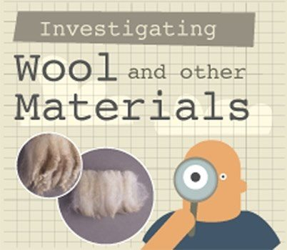 Wool and Other Materials